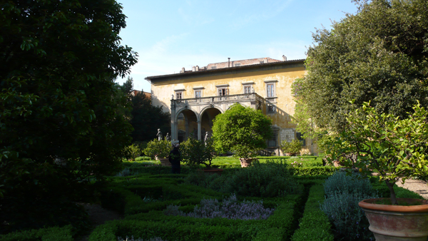 pablo Saturdays in the Corsini Gardens