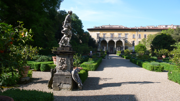 seansara Saturdays in the Corsini Gardens