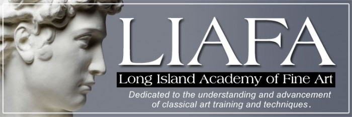 liafalogo 700x233 The Long Island Academy of Fine Art
