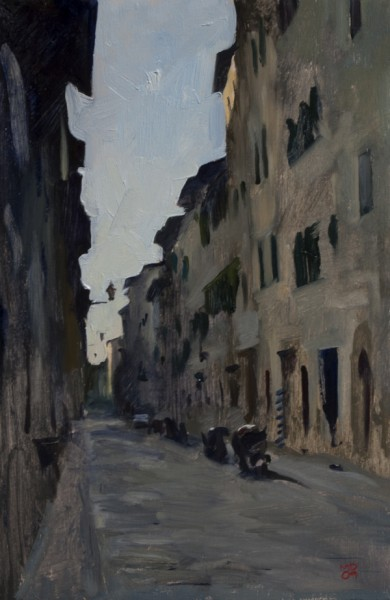 via del campuccio1 390x600 Recent Cityscapes
