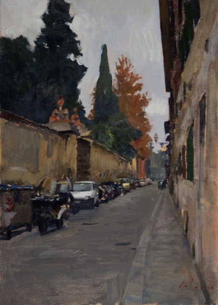via del campuccio2 429x600 Recent Cityscapes