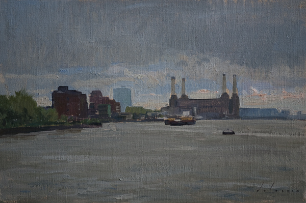 battersea Plein Air London