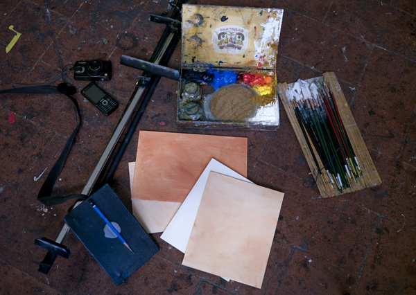 kit Journeys of a Landscape Painter in Albania, Part I