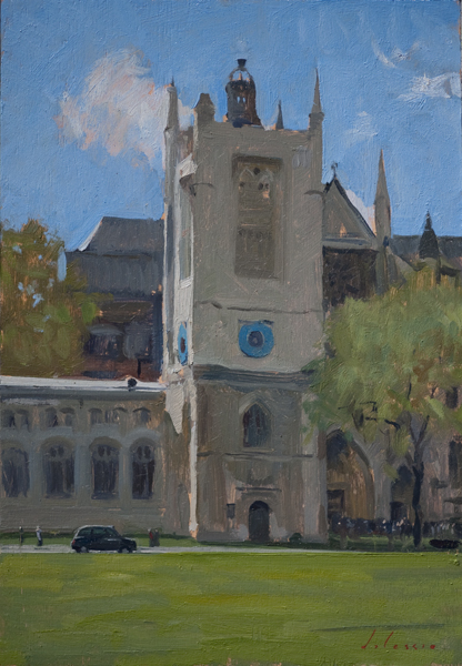st margarets Plein Air London