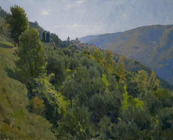 benabbio Recent Italian Plein Air Work