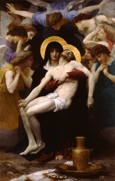 pieta Art and Death