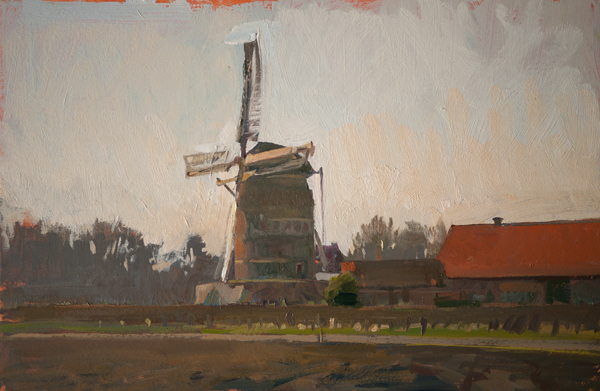 gronsveld molen1 The Gronsveld Windmill