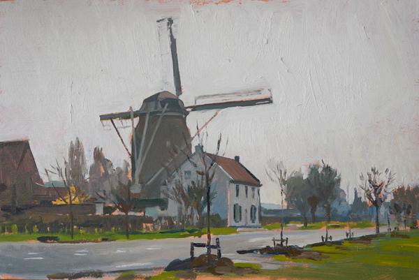 gronsveld molen2 The Gronsveld Windmill