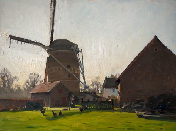 gronsveld molen3 The Gronsveld Windmill