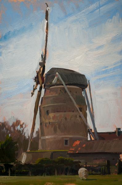 gronsveld molen4 The Gronsveld Windmill