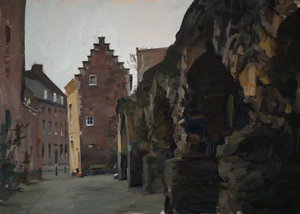 klein grachtje Grey Maastricht Days