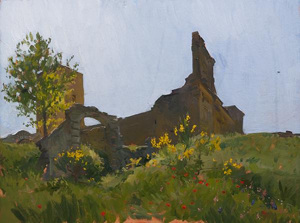 camoldolese21 Volterra Sketches