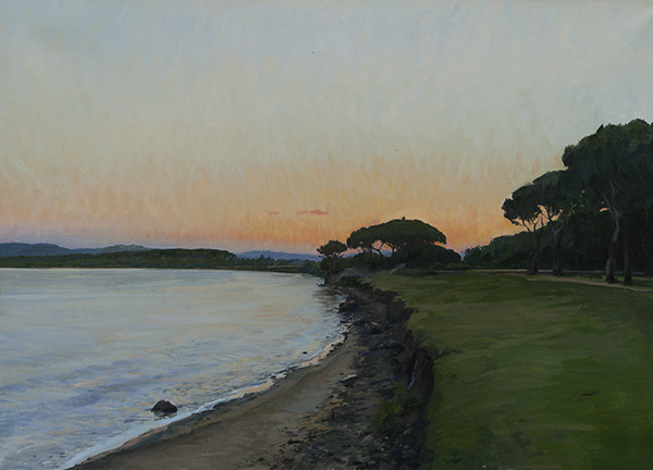 baratti Recent Studio Landscapes