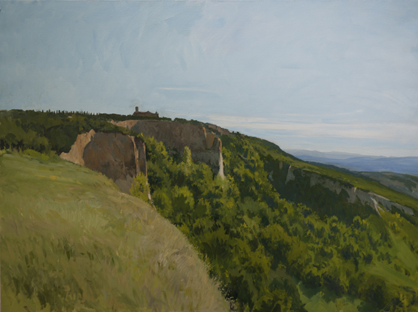 volterra Recent Studio Landscapes
