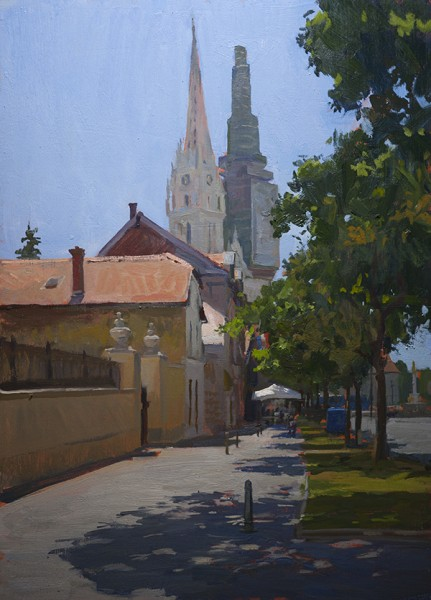 cathedral3 431x600 July in Zagreb