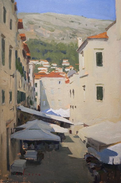 Gundulic Square 396x600 The Dalmatian Coast