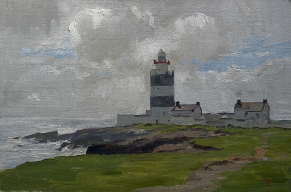 hook head lighthouse 2 Art in the Open Paintings (Wexford, Ireland)