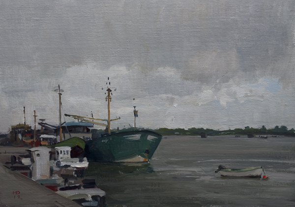 quay Art in the Open Paintings (Wexford, Ireland)