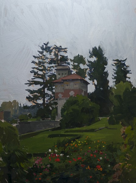 stresa 446x600 Lago Maggiore to the Simplon Pass