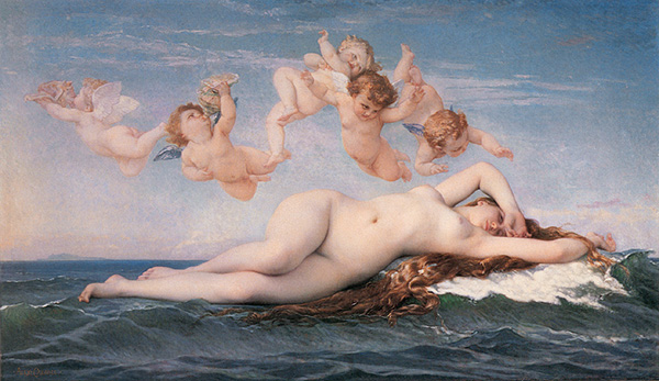 Cabanel Alexandre The Birth of Venus ca. 18641 Croatia: The Local Talent