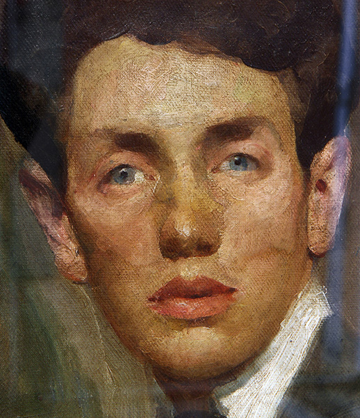 Self Portrait. 1906