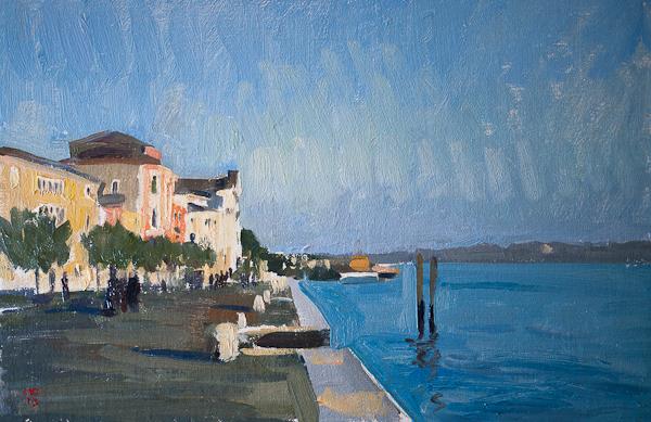 Le Zattere, Venezia