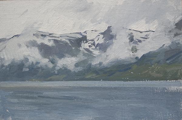 Hardanger Sketch - Telemark Sketches