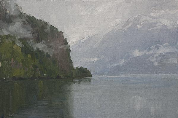 Hardanger - Telemark Sketches