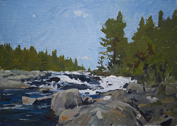 Telemark River - Telemark Sketches