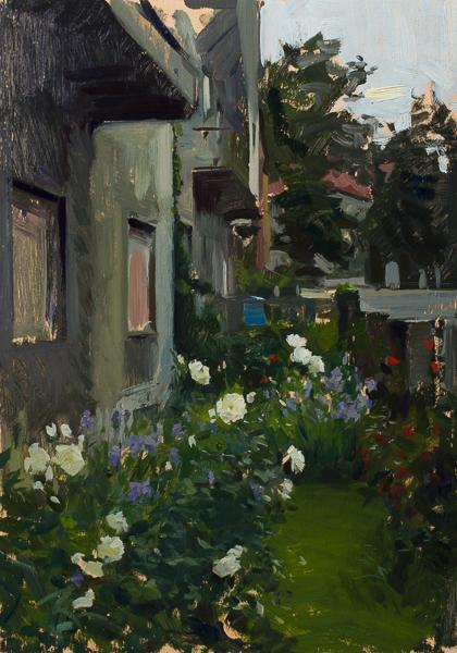 Zvijezda Garden Zagreb Paintings   Spring 2014