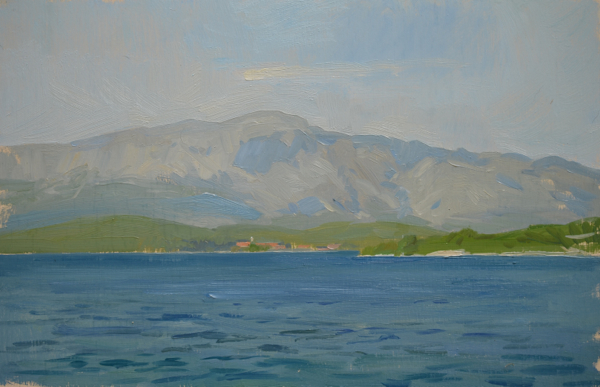 Badija Korcula New Korčula Paintings