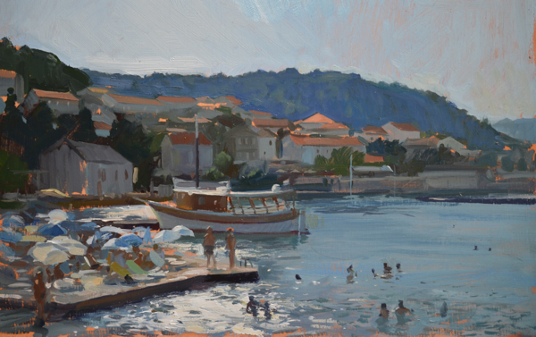 Marko Polo Hotel New Korčula Paintings