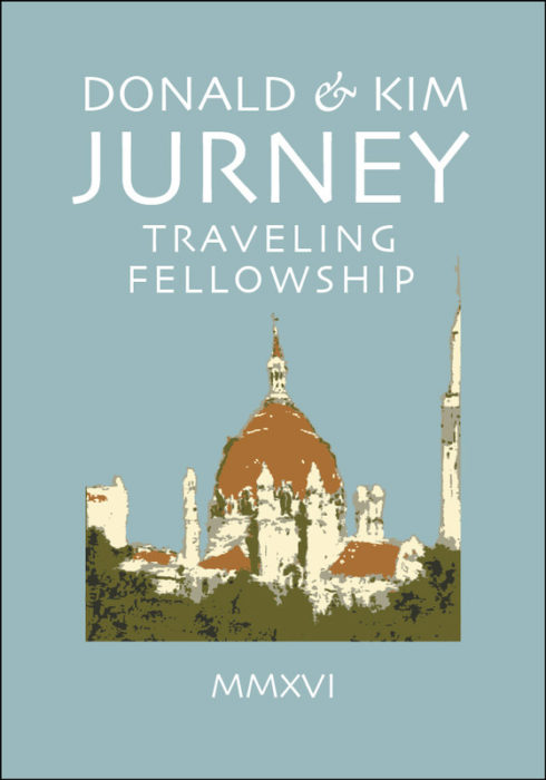Donald and Kim Jurney Fellowship
